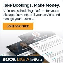 Book Like A Boss Scheduler